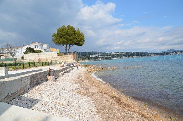Saint Jean beach in La Ciotat - France