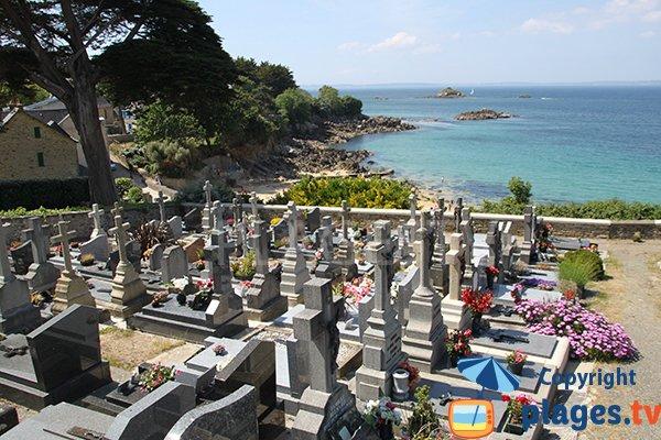 cimetière marin de Tréboul - Douarnenez