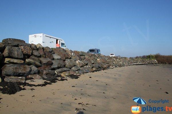 Camping cars à St Pol de Léon