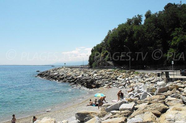 Spiaggia St Joseph a Bastia - Corsica