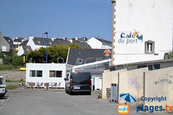 Café du port de Plouhinec