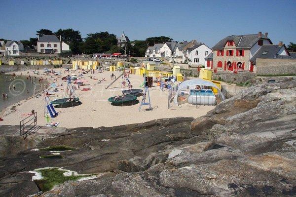 Plage de saint michel batz sur mer 44 loire atlantique - Piscine de saint michel sur orge ...