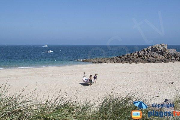 Sport acquatici sulla spiaggia di St Michel - Erquy