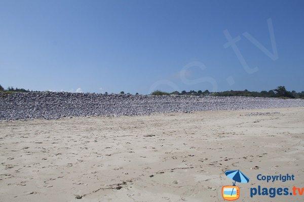 Foto della spiaggia St Michel a Erquy