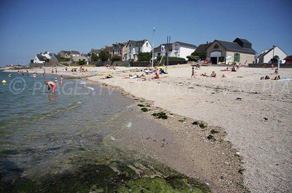 Photo of St Michel beach in Piriac sur Mer in France