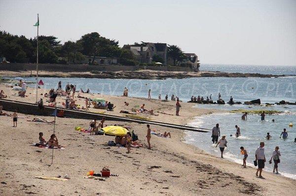 Supervised beach - Piriac sur Mer