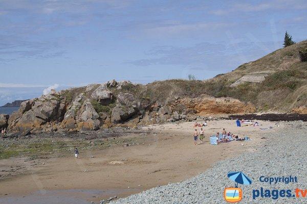 Saint Pabu beach - Erquy - France