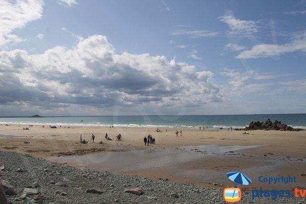 Beach of Saint Pabu - Erquy
