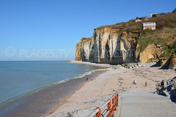 Plage de st pierre saint pierre en port 76 seine - Camping port blanc saint pierre quiberon ...