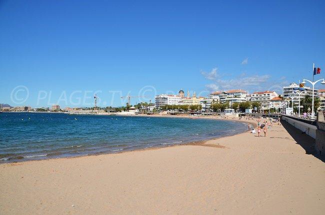 Spiaggia centrale di St-Raphaël