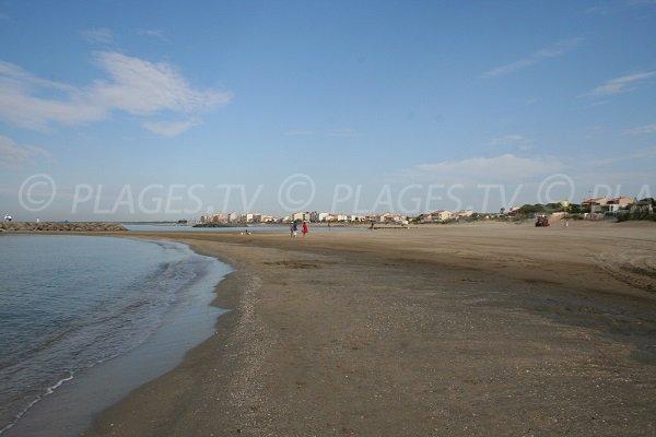 Anse de St Vincent à Agde