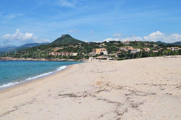 Hôtel et camping sur la plage de Stagnone