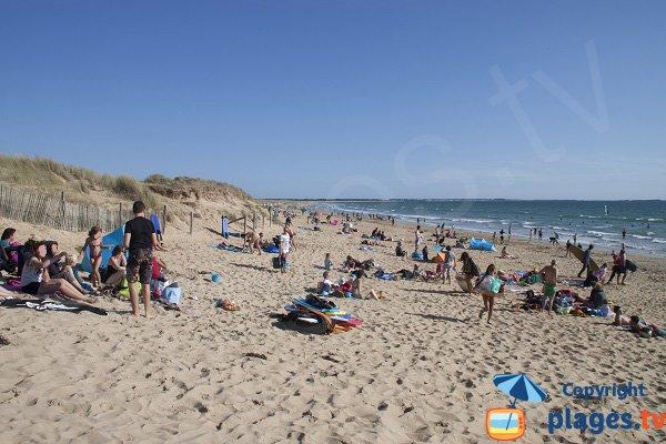 Sainte Barbe beach - Plouharnel - Quiberon