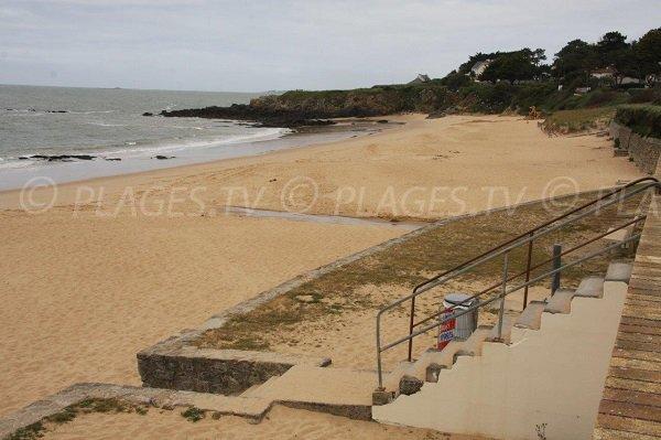 Pornichet - Ste Marguerite beach
