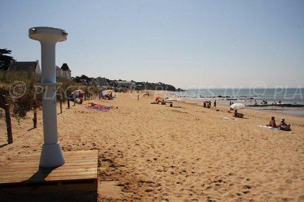 Spiaggia di Sainte Marguerite - Pornichet - Francia