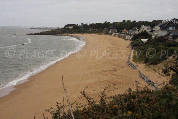 Spiaggia Sainte Marguerite a Pornichet