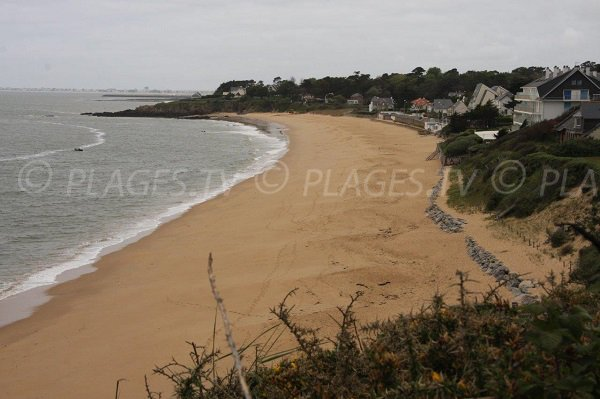 Sainte Marguerite beach - Pornichet - France