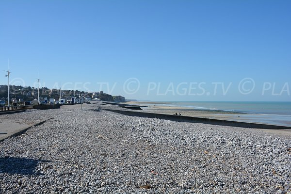Photo of Sainte-Marguerite-sur-Mer beach - France