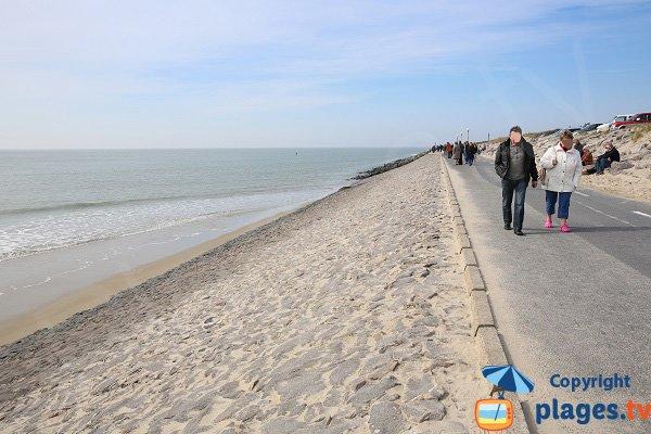 Photo of the Sternes beach in Berck