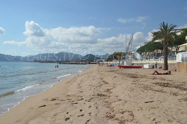 Photo of Sud Aviation beach in Cannes la Bocca