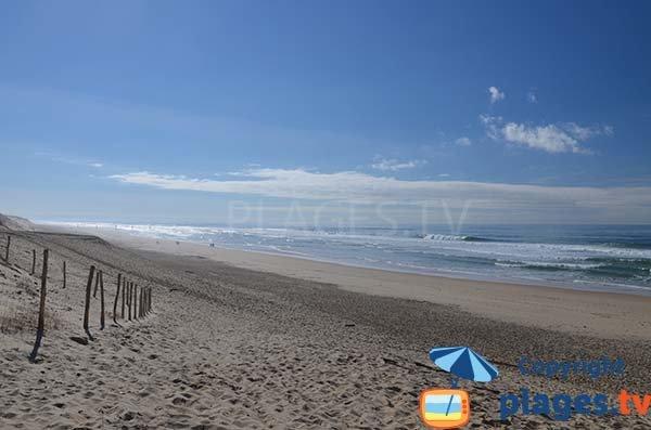 Spiaggia Sud di Biscarrosse - Francia