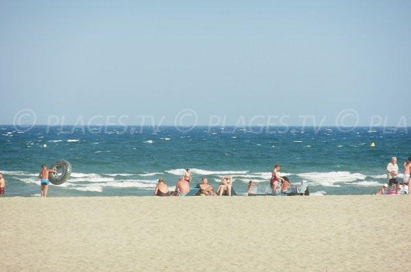 mare può essere molto agitato - Canet en Roussillon