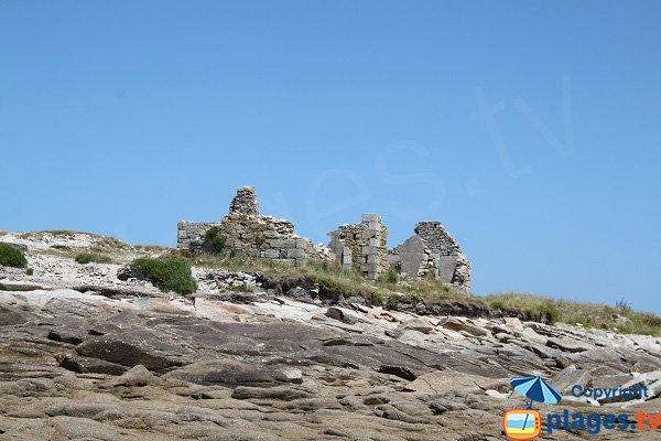 Maisons des anciens granitiers de Pleumeur Bodou