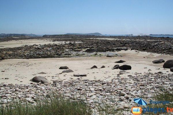 Iles aux environs de l'ile Grande de Pleumeur Bodou