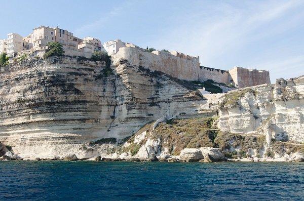 Photo de la plage de Sutta Rocca à Bonifacio