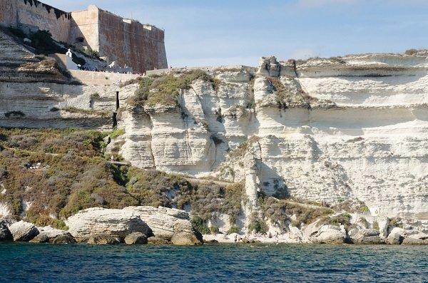 Plage de Sutta Rocca - Bonifacio