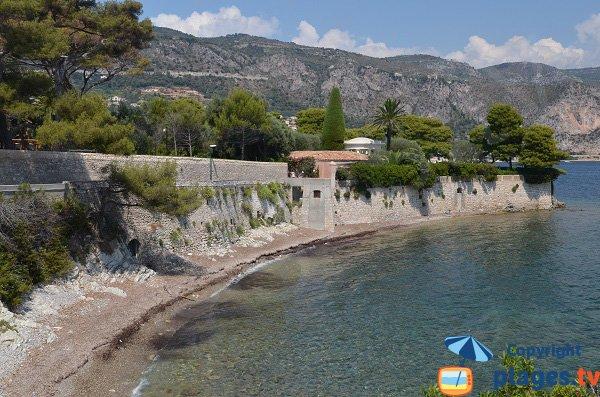 Photo of Talon beach in Saint Jean Cap Ferrat