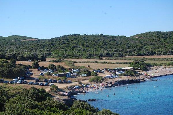 Photo de la plage de Tamarone à Macinaggio - Cap Corse