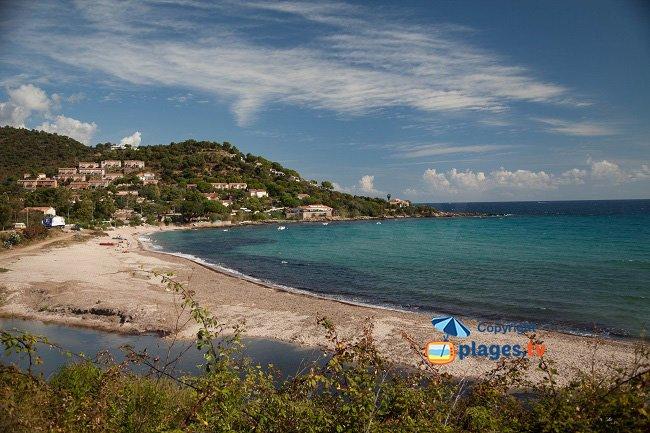 Tarco et sa plage