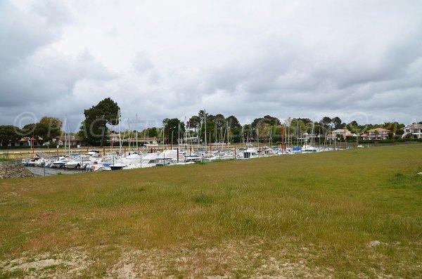 Port de plaisance de Taussat de Lanton