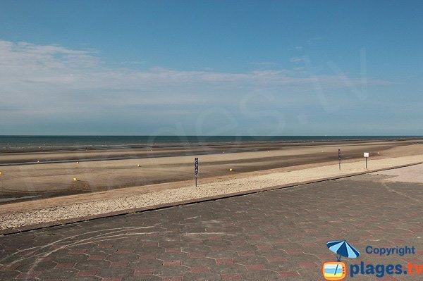 Terminus beach in Malo les Bains - Dunkerque