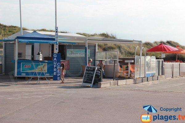 kiosks  in Malo les Bains - Parc du Vent
