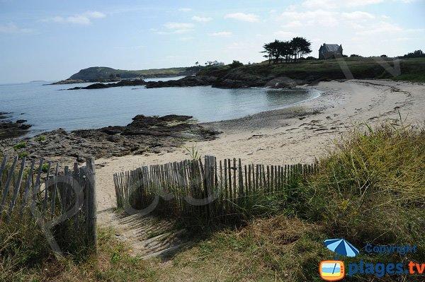 Photo of Tertre Pelé beach in Saint Briac sur Mer - Brittany