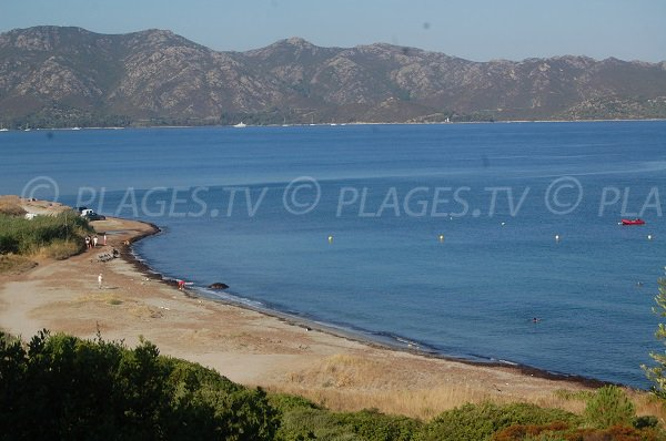 Photo of Tettola beach in St Florent - Corsica