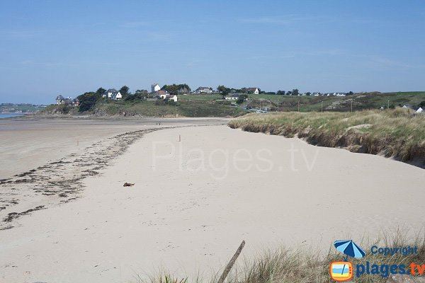 plage du thar saint pair sur mer 50 manche normandie. Black Bedroom Furniture Sets. Home Design Ideas