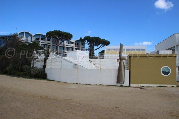 Résidence de vacances à proximité de la plage de Balaruc
