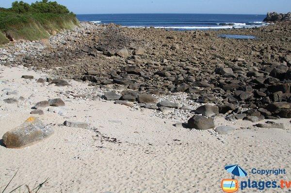 Photo of Théven Braz beach in Cléder in France