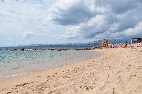 Spiaggia di Tonnara - Bonifacio