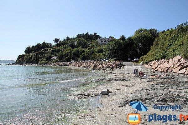 plage de Toul ar Vilin à Saint-Michel-en Grève - Bretagne