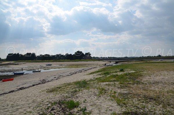 Environnement de la plage de Toul Keun