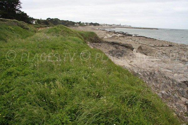 Photo of Toulifaut beach in Piriac sur Mer in France