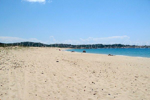 Tradicetta beach in Sartène - Corsica