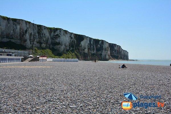 Photo de la plage de Tréport