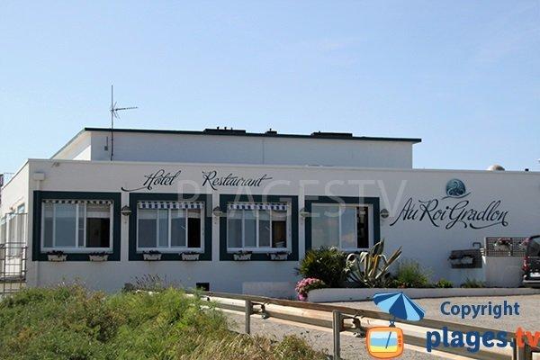 Restaurant de la Grande Plage d'Audierne