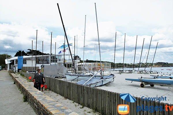 Centre nautique de Plougonvelin