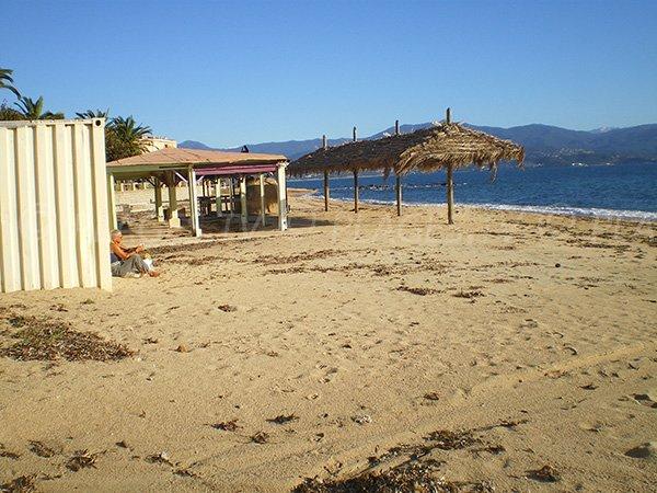 Spiaggia privata - Trottel - Ajaccio